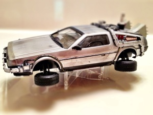 Delorean Full View