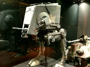 AT-ST model.