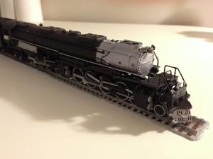 Locomotive Front