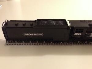 Locomotive coal car